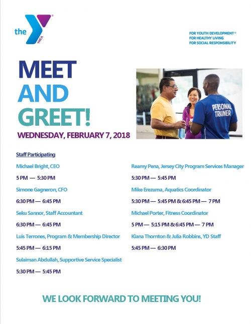 Meet and greet 2018 ymca of newark and vicinity meet and greet 2018 m4hsunfo